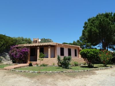 Photo for Villa / House, detached, right v. Owner, Air Conditioning, 350m z. Beach