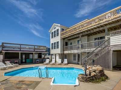 Photo for Cinco Palmas | Oceanfront | Dog Friendly, Private Pool, Hot Tub