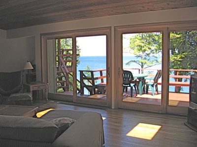 Photo for 4BR House Vacation Rental in ellison bay/gills rock, Wisconsin