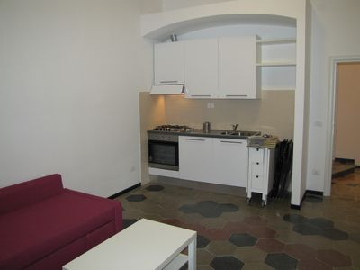 Photo for Apartment In Trastevere In The Hardcore Of The City Center