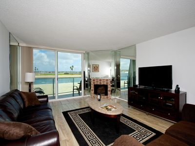 Photo for Beachfront Beauty - Best on the Bay, Perfect Location.