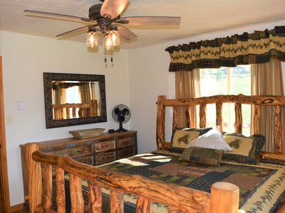 Photo for Beautiful Cabin Just Minutes Away from Estes Park and RMNP!