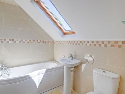 Photo for Vacation home Holly Cottage in Barnstaple and Braunton - 6 persons, 3 bedrooms