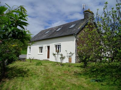 Photo for Normandy Farmhouse With Hill top Views Of A Wooded Valley