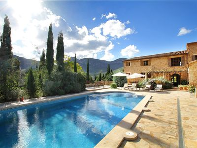 Photo for Can Vaqueri is a Wonderful period finca oozing character available for family holidays