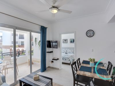 1 BR DELUXE CORAL VILLAGE F-2A, POOL, Close to the Beach!