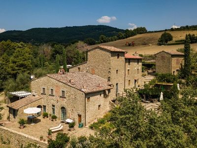 Photo for Holiday house Greve in Chianti for 4 - 6 persons with 2 bedrooms - Farmhouse
