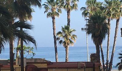 Photo for Malagueta, 50 meters to the beach, direct views of the sea