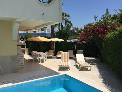 A beautiful private villa in a relaxing location close to Land of Legends!