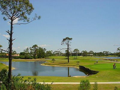 "Photo for Private ""Retreat"" on a resort Golf Course in Burnt Store Marina"