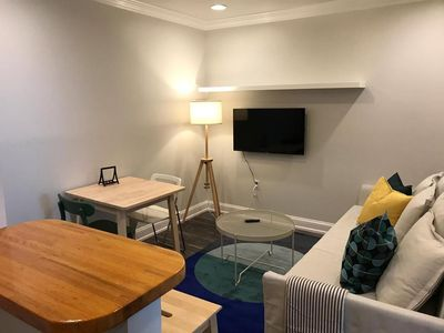 Photo for 1703 4C · Phenomenal 1bed Apt/20 min to NYC-Parking Avail.