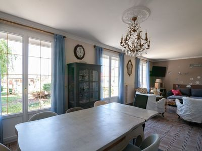 Photo for Quaint Holiday Home in Thiéblemont-Farémont with Garden