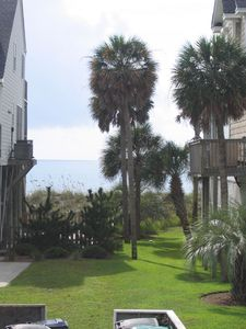 Relaxing Ocean Breezes...The View from Your Front Porch