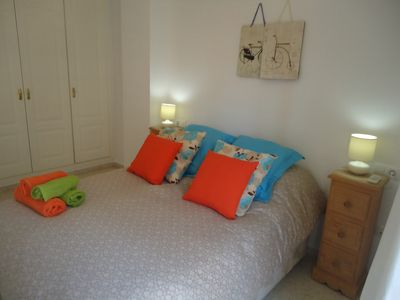 Photo for LARGE AND COMFORTABLE APARTMENT IN THE CENTER OF MALAGA - A / A-WI-FI-PARKING