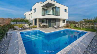 Photo for Lovely villa in Porec  with pool and near the sea