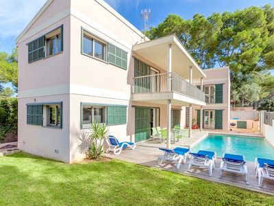 Photo for Spacious Villa Soro up to 8 guests, 9km to Pollença!
