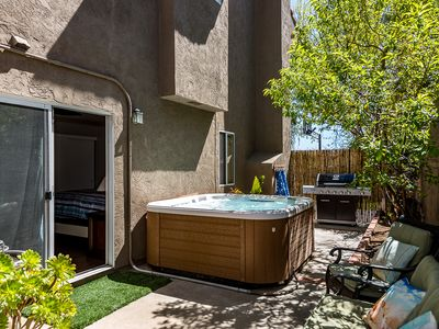 Peaceful Private Paradise One bedroom Master Suite and Spa