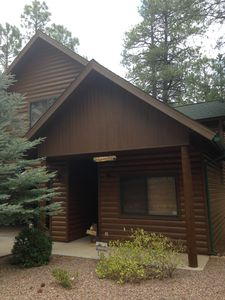 Photo for Pinetop Crossing Cabin....beautiful gated community in Pinetop Lakes CC