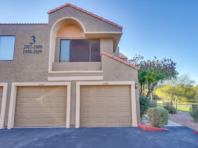 Photo for Scottsdale Resort Style 2bd Townhouse