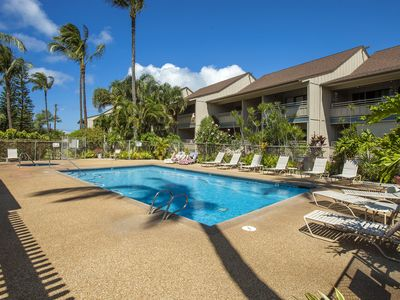 Photo for Kihei Bay Vista #D-202 1Bd/1Ba, Steps from the Beach, Great Rates! Sleeps 4