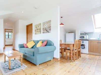 Photo for Owl Cottage - charming apartment with stunning countryside views and amazing on-site facilities