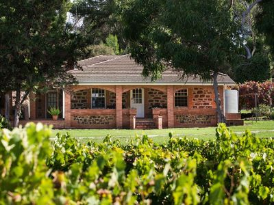 Photo for Fully self contained historic Barossa home in the heart of the Barossa.