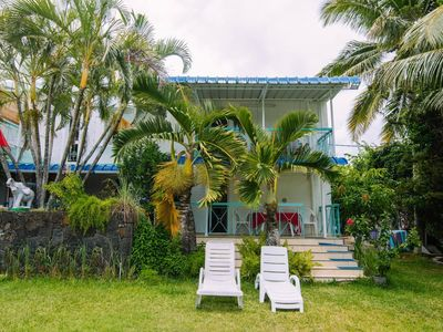 Photo for Holiday house Trou d'Eau Douce for 2 - 4 persons with 2 bedrooms - Holiday house