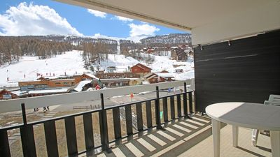Photo for SAP408 - STUDIO COIN MOUNTAIN - 4 PEOPLE WITH SOUTH BALCONY