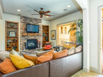 Photo for Secluded 2 Bed 2 Bath Suite Easy Access To Pool And Fitness Center