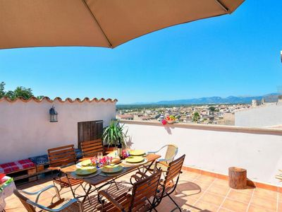 Photo for Mallorca traditional holiday village townhouse