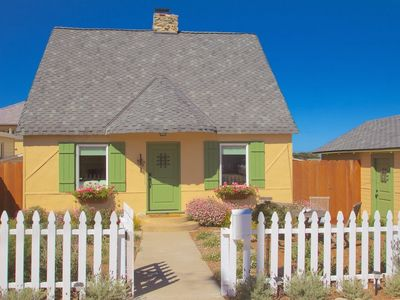 Photo for 3612 Storybook Cottage ~ Book Now for US Open! Updated Vintage Cottage!