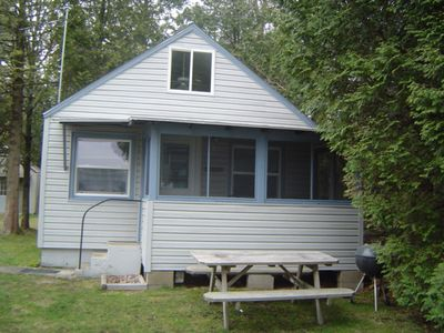 Photo for Cozy waterfront living at bargain price!