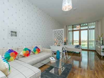 Photo for Upgraded Studio Apartment in Palm Views