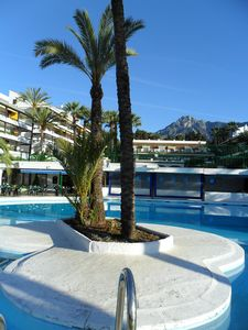 Photo for FABULOUS LARGE ONE BEDROOM APARTMENT, 5MINS FROM BEACH, GOLDEN MILE, MARBELLA .