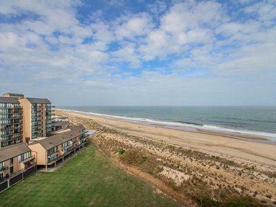 Photo for C904: 2BR Sea Colony Oceanfront Penthouse! Private Beach, Pools, Tennis & More!