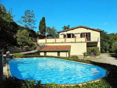 Photo for Vacation home La Querce  in Radda in Chianti, Siena and surroundings - 6 persons, 3 bedrooms