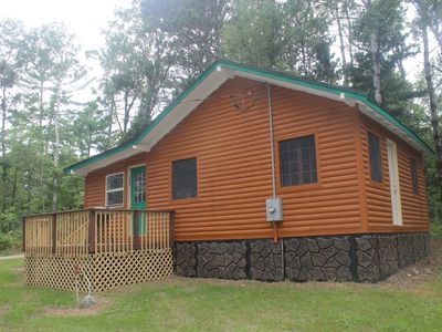 Photo for Comfy cabin for the fisherman or hunter