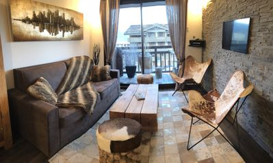 "Photo for Courchevel 1850: Apartment ""Luxury"" 4 * Heart of resort"