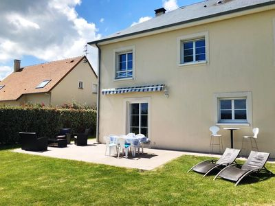 Photo for Home Varaville, superb villa of 150M ² 600m from the beach, 5 bedrooms ...