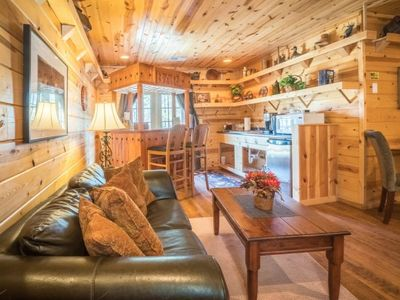 Photo for Big Whiskey ( 1-Bedroom Cabin )