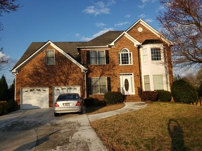 Photo for Marietta Luxury Large Home 5 bedrooms & 3 baths