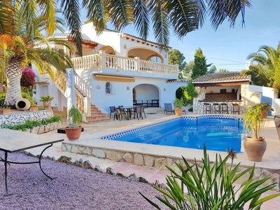 Photo for Vacation home Mi Sueno in Benissa - 6 persons, 3 bedrooms