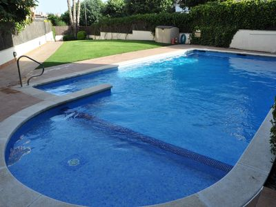 Photo for Sitges Costa, for 8 pers. with pool and parking!
