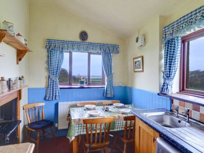 Photo for Vacation home Llanfaglan Farm in Caernarfon - 5 persons, 3 bedrooms