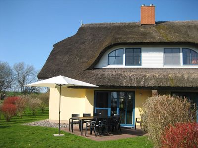 Photo for Cozy thatched cottage Hasel 1 with fireplace and sauna - DHH Hasel 1