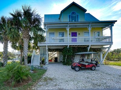 Photo for Golf Cart Included!! Harbour Key Retreat.
