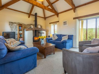 Photo for Spring Barn is a delightful three bedroom barn conversion.