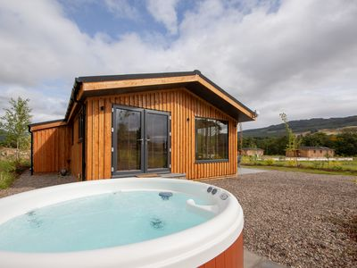 Photo for Balloch Park, luxury lodges