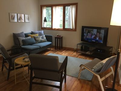 Photo for Clean And Roomy Contemporary House, 3  Blocks To Auburn University