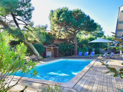 Photo for Villa with pool in Cap Ferret